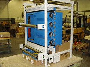 UV Lamps Curing System UV Coater