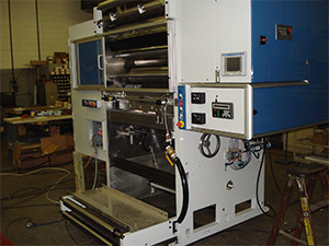 Entry View UV Coater